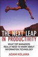 Cover of The Next Leap in Productivity