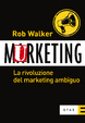 Cover of Murketing. La rivoluzione del marketing ambiguo
