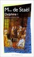Cover of Delphine, tome 1