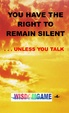 Cover of You Have the Right to Remain Silent