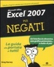 Cover of Excel 2007 per negati