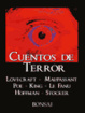 Cover of Cuentos de Terror