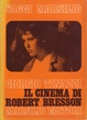 Cover of Il cinema di Robert Bresson