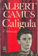 Cover of Caligula suivi de Le Malentendu