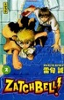 Cover of Zatchbell t.02