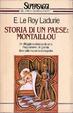 Cover of Storia di un paese: Montaillou