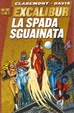 Cover of Excalibur: La spada sguainata