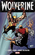 Cover of Wolverine by Larry Hama and Marc Silvestri -