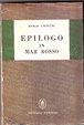 Cover of Epilogo in Mar Rosso