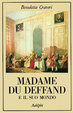 Cover of Madame du Deffand e il suo mondo