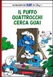 Cover of Il puffo Quattrocchi cerca guai