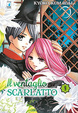 Cover of Il ventaglio scarlatto vol. 9