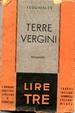 Cover of Terre vergini