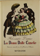 Cover of La dama dalle camelie