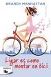 Cover of Ligar es como montar en bici