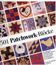 Cover of 501 Patchwork-blöcke