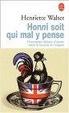 Cover of Honni Soit Qui Mal Y Pense