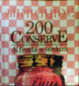 Cover of 200 Conserve di frutta e verdura