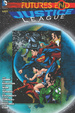 Cover of Futures End - Justice League
