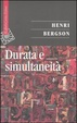 Cover of Durata e simultaneità