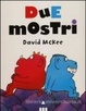 Cover of Due mostri