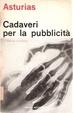 Cover of Cadaveri per la pubblicità
