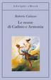 Cover of Le nozze di Cadmo e Armonia