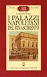 Cover of I palazzi napoletani del Rinascimento