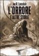 Cover of L'orrore e altre storie