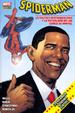 Cover of Spiderman: La política norteamericana y la actualidad en los cómics de Marvel