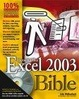 Cover of Excel 2003 Bible