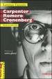 Cover of Carpenter Romero Cronenberg