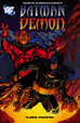 Cover of Batman/Demon