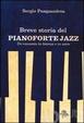 Cover of Breve storia del pianoforte Jazz