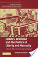 Cover of Hobbes, Bramhall and the politics of liberty and necessity