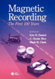 Cover of Magnetic Recording: The First 100 Years