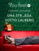 Cover of Una str…ega sotto l'albero