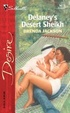 Cover of Delaney's Desert Sheikh