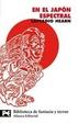 Cover of En el Japón espectral