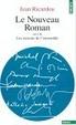 Cover of Le nouveau roman
