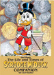 Cover of The Life and Times of Scrooge McDuck Companion