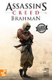 Cover of Assassin's Creed: Brahman n. 2