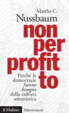 Cover of Non per profitto