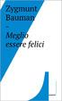 Cover of Meglio essere felici