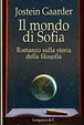 Cover of il mondo di sofia