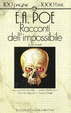 Cover of Racconti dell'impossibile