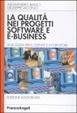 Cover of La qualità nei progetti software e e-business