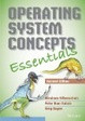 Cover of Operating System Concepts, 9th Edition