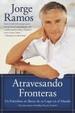 Cover of Atravesando Fronteras