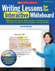 Cover of Writing Lessons for the Interactive Whiteboard